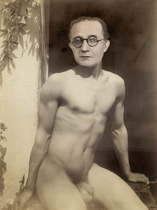 castelao_in_the_nude